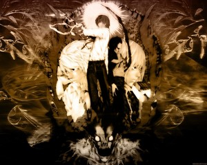 Death Note দেওয়ালপত্র