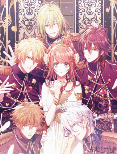 anime fondo de pantalla called Amnesia