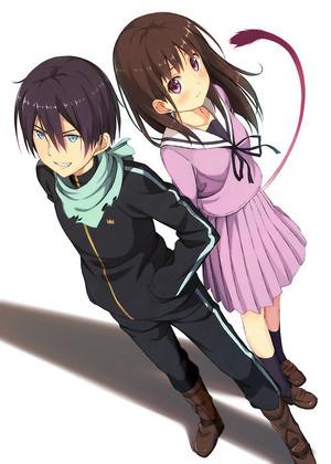 Yato and Hiyori