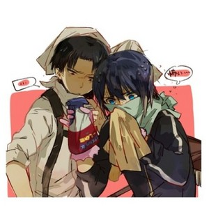 Levi and Yato