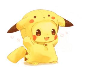 Pikachu Kawaii