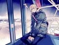 Kise Ryouta - anime fan art