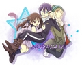 Noragami Cuties - anime wallpaper