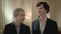 Sherlock and John - anj-and-jezzi-the-aries-twins photo