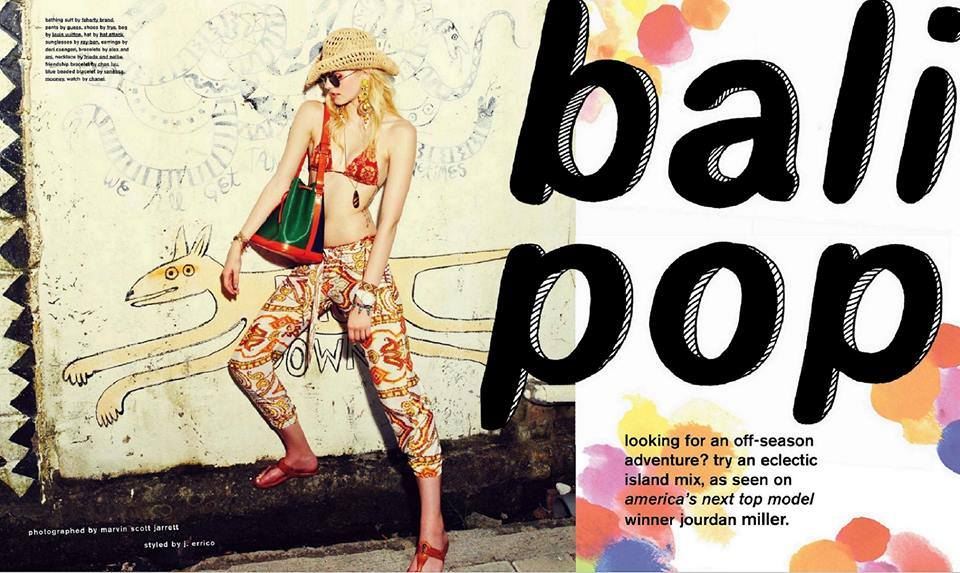 Jourdan for NYLON Magazine/Nylonmag.com