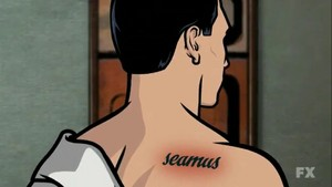 Archer's tattoo