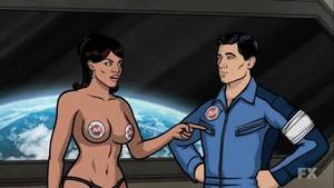 Archer x Lana