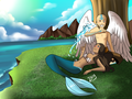a bird may love a fish - avatar-the-last-airbender photo