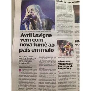 Destak Newspaper, Brazil (January)