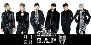 B.A.P - First Sensibility Teaser litrato