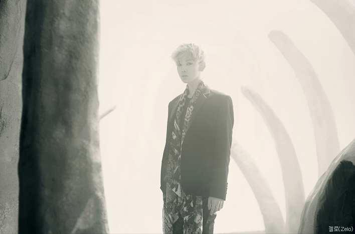 Zelo's First Sensibility Photo Concept - B.A.P Photo ...
