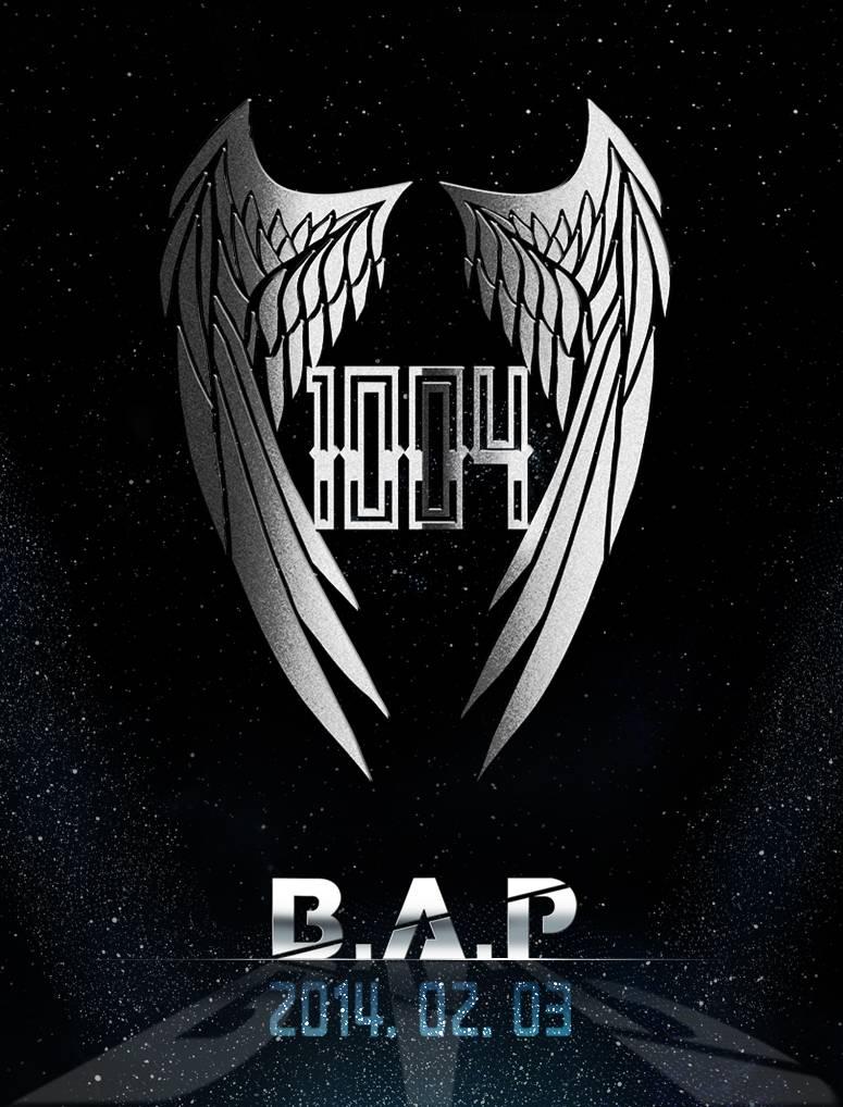 B.A.P Обои called 1004 (Angel)' B.A.P's 1st full album Название track