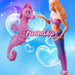 Lumina and Kuda Icon - barbie-movies icon