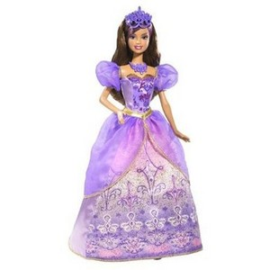 Diamond 城堡 Alexa doll