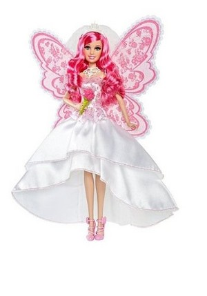 Fairy Secret Graciellia doll