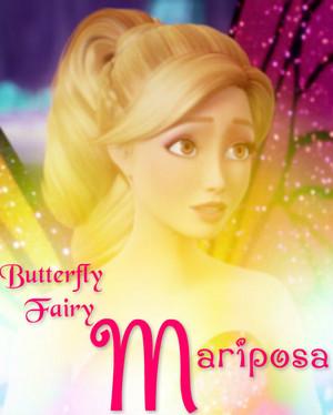 तितली Fairy Mariposa