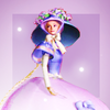 Rapunzel wears hat
