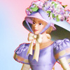 Rapunzel and Flowery Hat