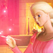 Painting Rapunzel - barbie-as-rapunzel icon
