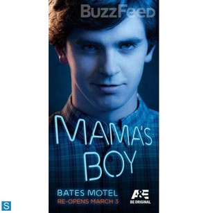 Bates Motel - S.2 Key Art