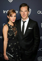 Benedict and Emma - benedict-cumberbatch photo