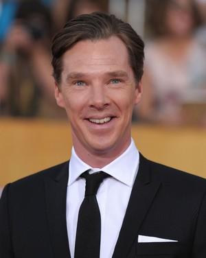 Benedict at the SAG Awards