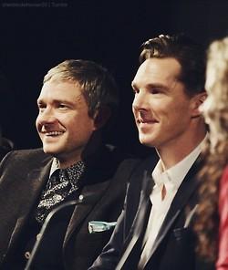 Sherlock BFI Screening