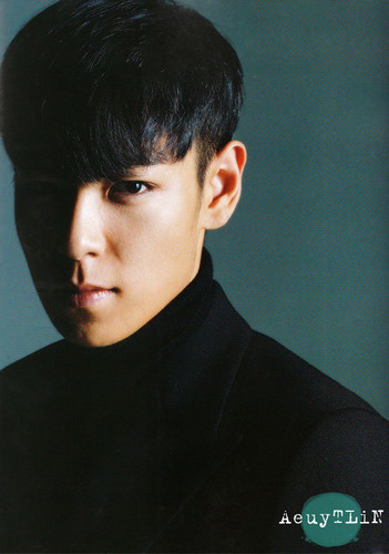 TOP on CUT Magazine (February 2014) HQ - big-bang Photo
