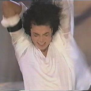 Michael Jackson looking handsome