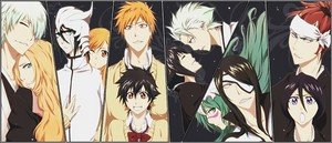 Bleach Pairings