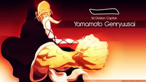 *Genryusai Shigekuni Yamamoto*