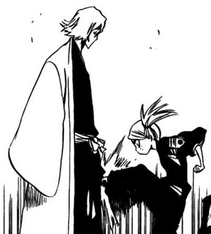 Kisuke and Hiyori
