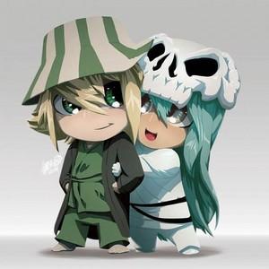 Kisuke and Neliel