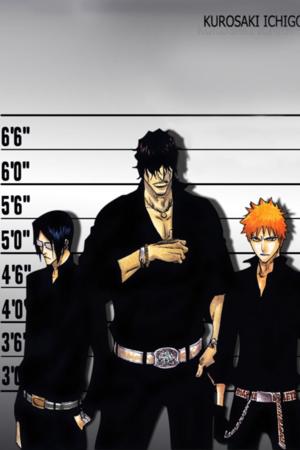 Ishida, Sado and Ichigo