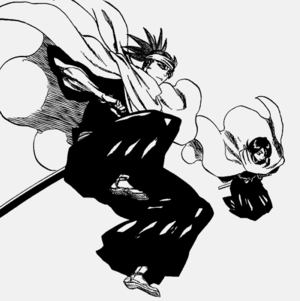 Rukia and Renji