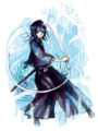 Rukia Kuchiki - bleach-anime fan art
