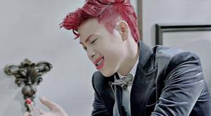 Cute P.O with Lipstick