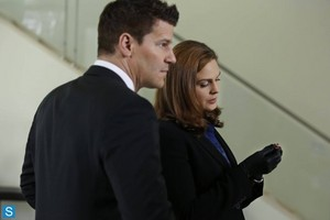 "Bones 9.15 ""Heiress in the Hill"" Promotional photos"