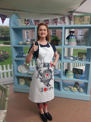2014 - The Great Sport Relief Bake Off
