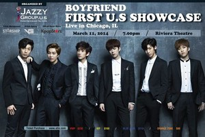 Boyfriend Showcase