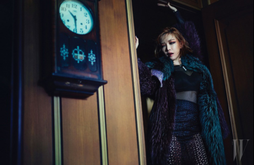 Brown Eyed Girls 바탕화면 called Brown Eyed Girls' Ga In in W Korea January 2014