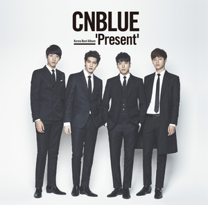 [CNBLUE Korea Best Album 'Present']