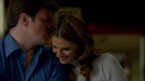 Caskett wallpaper probably with a business suit entitled Caskett 6x12