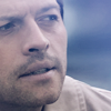 Castiel photo containing a portrait entitled Castiel icons