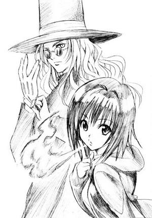 Charden and Kyoko