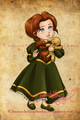 Little Fiona - childhood-animated-movie-heroines fan art