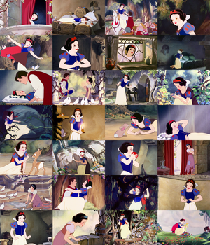 Picspams Heroines