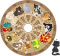 chinese zodiac chibi