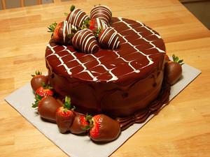 chocolat Cake