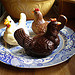 Chocolate Chickens - chocolate icon